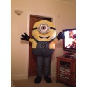Hire Rent minion kevin mascot costume despicable me  uk