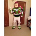 Buzz light year Mascot costume