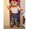 Hire Rent Jessie mascot costume toy story uk