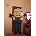 Hire Rent minion Bob mascot costume despicable me  uk