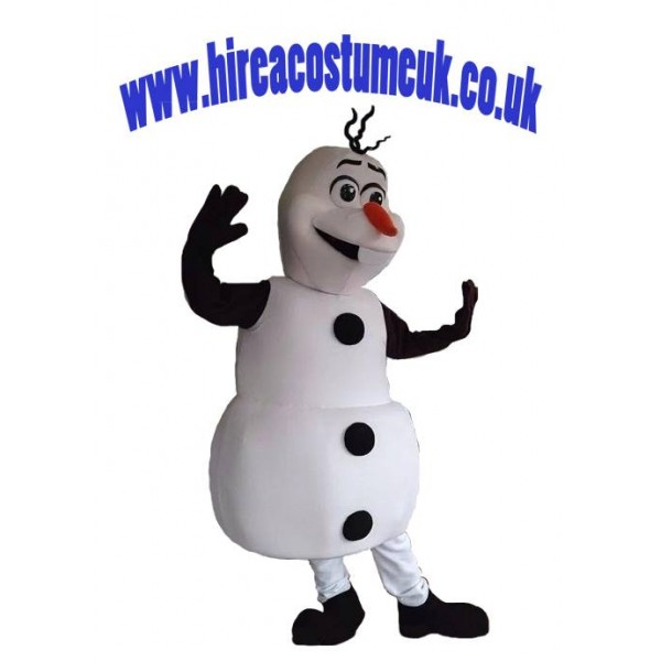 Olaf From Frozen Costume