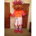 Upsy Daisy Mascot Costume