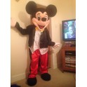 New Mickey Mouse Costume