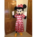 Hire Rent Minnie Mouse Mascot Costume