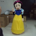 SNOW WHITE ADULT SIZE MASCOT COSTUME FANCY DRESS