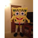 Hire spongebob square pants mascot costume