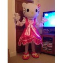 Hello Kitty Costume Mascot Hire or Rent