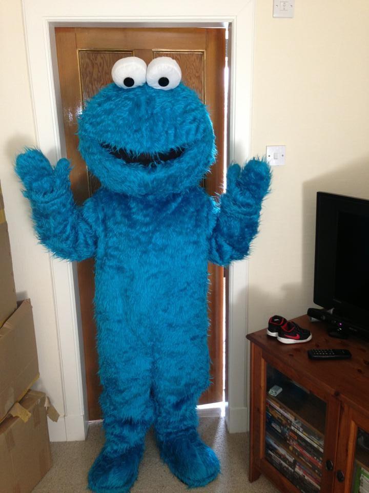 Cookie Monster Costume Rental